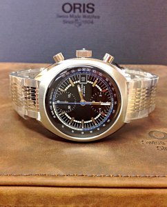 Oris Williams 40th Ann Limited Edition 01 673 7739 4084