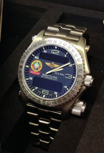 Breitling Emergency Orbiter III E56321