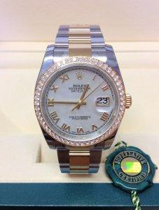 diamanten rolex datejust 36 116243
