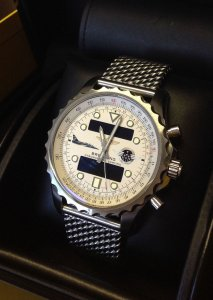 Breitling Chronospace A78365 Jet Team Limited Edition