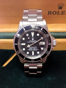 Rolex Submariner Date 1680 From 1978