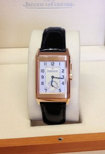 Jaeger Le Coultre Reverso Day Night 272.2.54