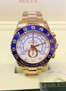 Rolex Yacht-Master II 116688 44mm Yellow Gold