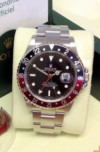 Rolex GMT Master II 16710 Stick Dial 'N.O.S'