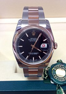 Rolex Datejust 116201 36mm Bi/Colour