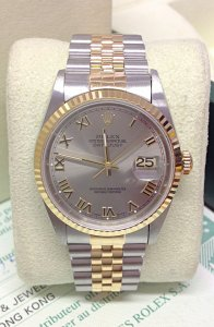 Rolex Datejust 16233 36mm Bi/Colour