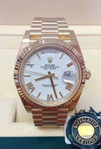 Rolex Day-Date 40 228238 Yellow Gold Unworn