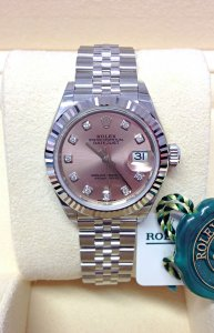 Rolex Datejust Lady 279174 28mm Unworn