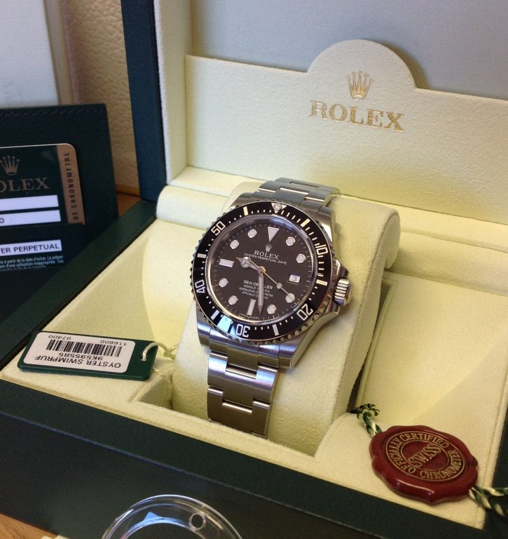 Rolex Sea Dweller For Sale Uk