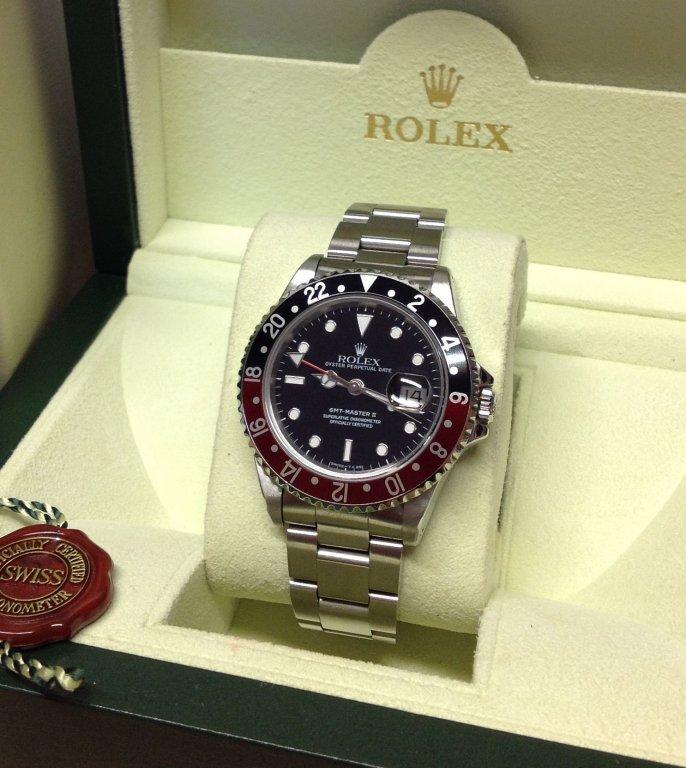 Rolex Gmt Master Ii New Price Uk