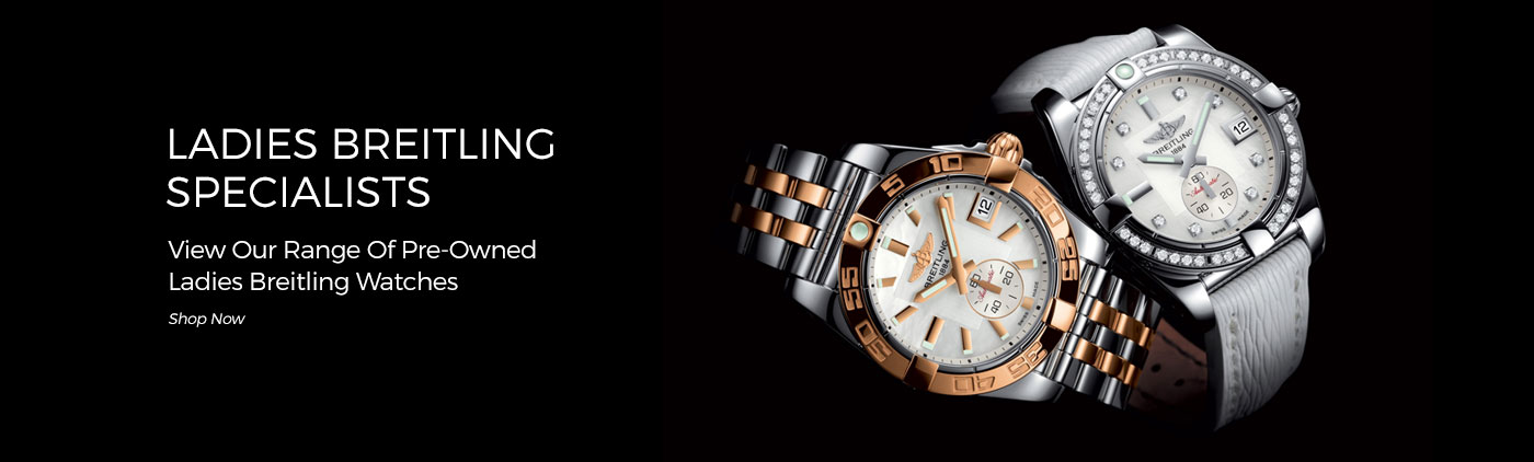 ladies breitling redesign