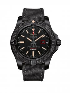 Breitling Avenger Blackbird 44 Diamond Bezel V17311AT.BD74