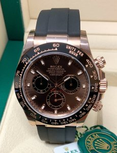Rolex Daytona 116515LN Rose Gold