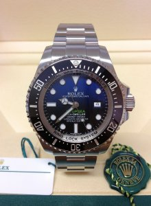 Rolex Deepsea Sea-Dweller 116660 D-Blue