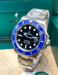 Rolex Submariner Date 126619LB White Gold Unworn