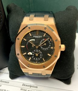 Audemars Piguet Royal Oak Dual Time 26120OR