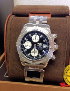 Breitling Chronomat Evolution A1335611.B719