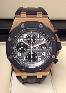 Audemars Piguet Royal Oak Offshore Chronograph Rose Gold 25940OK.00.D002CA.01.A