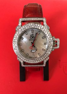 Jacob & Co 38mm Diamond Bezel M.O.P Dial