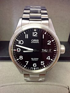 Oris Big Crown ProPilot Day Date 01 752 7698 4164