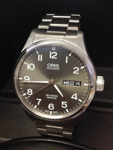 Oris Big Crown ProPilot Day Date 01 752 7698 4063