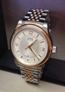 adb8c43d2 Oris Watches | Mark Worthington Jewellers