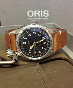 Oris Big Crown Pointer Date Movember 01 754 7741 4037