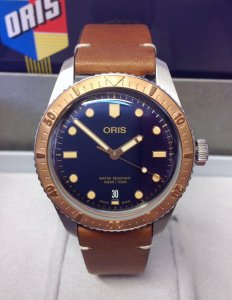 Oris Divers Sixty-Five 01 733 7707 4355