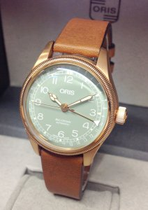 Oris Big Crown Pointer Date 36mm Bronze