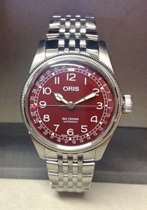 Oris Big Crown Pointer Date 01 754 7741 4068