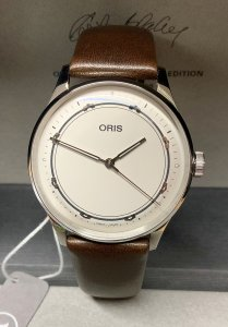 Oris Art Blakey Limted Edition 01 733 7762 4081-Set