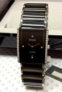 Rado Integral Diamonds R20429712 24mm