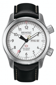 Bremont Martin Baker II Orange Side