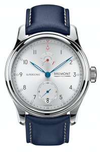 Bremont Supersonic Stainless Steel Limited Edition