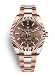 Rolex Sky-Dweller 326935 Rose Gold