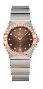 Omega Constellation Quartz 28mm 131.25.28.60.63.001