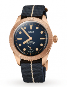 Oris Carl Brashear Limited Edition 01 401 7764 3185