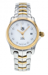 Tag Heuer Link WJF1353 Ladies M.O.P Diamond Dial
