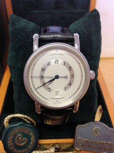 Chronoswiss Chronometer CH2823 New Old Stock