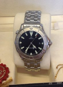 Omega Seamaster 300M 2533.50.00 Americas Cup