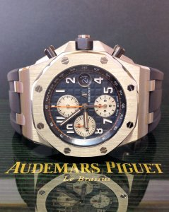 Audemars Piguet Royal Oak Offshore 26470ST Navy