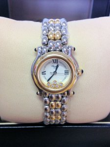 Chopard Happy Sport 278256-23 Floating Diamonds