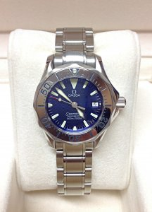 Omega Seamaster 2285.80.00 Ladies 28mm