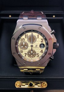 Audemars Piguet Royal Oak Offshore Chronograph 26470ST.OO.A801CR.01