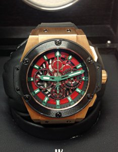 Hublot Big Bang King Power Mexico 710.OM.0130.GR.MEX10