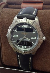 Breitling Aerospace E65362 Grey Dial