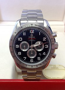 Omega Speedmaster Broad Arrow Co Axial Chronograph 321.10.44.50.01.001