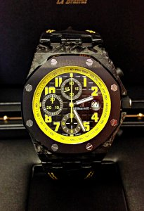 Audemars Piguet Royal Oak Offshore Chronograph 26176FO Bumblebee
