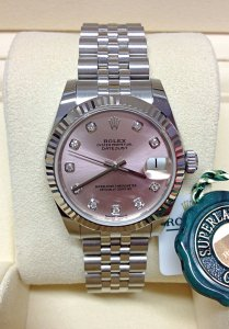 Rolex Datejust Lady 31 178274 Mid/Size