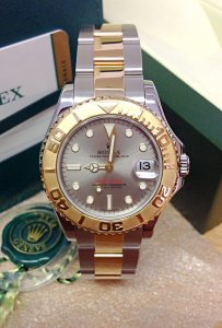 Rolex Yacht-Master 168623 35mm Mid/Size Bi/Colour